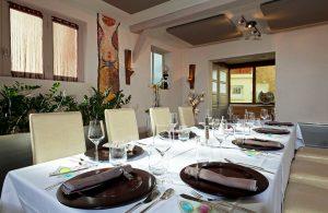 Salle du restaurant Les Clés d'Argent